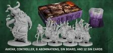 The Others 7 Sins - Gluttony Expansion Figure box New in Shrink Wrap