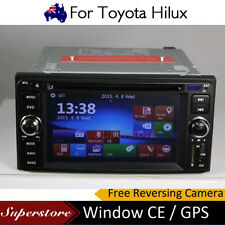 6.2 inch CAR DVD GPS Player Stereo navi head unit For 2005-2011 Toyota Hilux