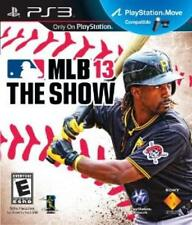 PlayStation 3 MLB 13 The Show VideoGames