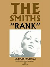 "The Smiths RANK 16"" x 12"" Photo Repro Promo  Poster"