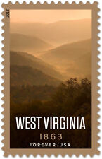 US 4790 Statehood West Virginia forever single MNH 2013