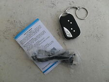 NEW 2014 Spy Cam Key Ring Camera Video Mini DVR Car Hidden Fob Covert Up To 32GB