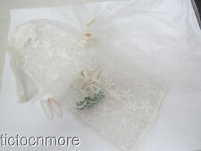 VINTAGE MOD ERA BARBIE DOLL CLOTHES FRANCIE #1217 DREAMY WEDDING DRESS SET