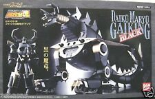 Useds Bandai SOUL OF CHOGOKIN GX-05B Black Gaiking PRE-PAINTED