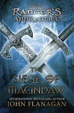 The Siege of Macindaw: Book 6 (Ranger's Apprentice)-ExLibrary