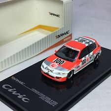 1/64 Tarmac Honda Civic EG6 Gr.A Racing Idemitsu Motion #100 #T12-1M