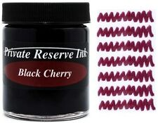 PRIVATE RESERVE - Fountain Pen Ink Bottle - BLACK CHERRY -  66ml - New