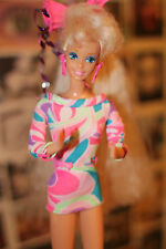 Barbie Totally Hair 1991
