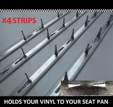 MOTORCYCLE TACK STRIP, SEAT REPAIR, CUSTOM SEAT, CAFE RACER, BOBBER, CHOPPER