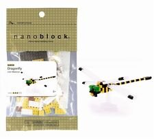 Dragonfly Nanoblock Micro Sized Building Block Construction Toy Kawada Mini