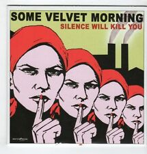(GU353) Some Velvet Morning, Silence Will Kill You - 2007 DJ CD