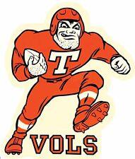 University of TENNESSEE Volunteers Football Vintage-Looking Travel Decal/Sticker