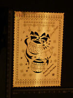 Pricking * Stencil * Multi * Emboss *  Christmas * Bauble * Embroider * Pierce