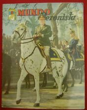 Mundo Peronista Magazine Nº28 Juan Domingo Peron On Cover 1952
