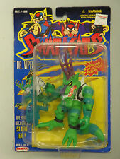 Swat Kats Dr. Viper Figure by Remco 1994 SEALED MOC Hanna Barbera