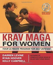 Krav Maga for Women: Your Ultimate Program for Self Defense NUEVO Brossura Libro