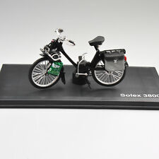 1:18 Scale NOREV Diecast Model Solex 3800 Moped Bike Adult Bicycle Car Toys