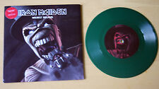 "EX/EX! IRON MAIDEN WILDEST DREAMS (2003) 7"" LIMITED EDITION GREEN VINYL"