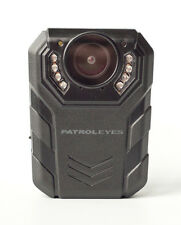 NEW PatrolEyes HD Ultra 1296P HD 64GB 32MP Police Infrared Remote Body Camera