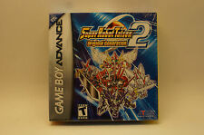 Super Robot Taisen 2 Original Generation (Nintendo Game Boy Advance, 2006)