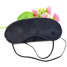 20Pcs/lot Sleep Eye mask Dark Blue Sleep masks Blindfold For Travel Sleeping Aid