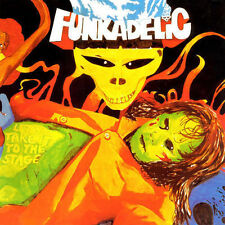 Funkadelic - Let's Take It To The Stage 180G LP REISSUE NEW  / LIGHT JACKET DENT