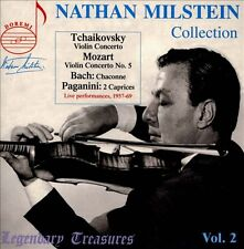 Nathan Milstein Collection, Vol. 2 (CD, Sep-2013, Doremi Records)