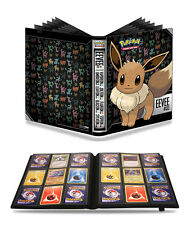 NEW! ULTRA PRO Pokemon Eevee PRO-Binder 9-Pocket 360 Card Storage Folder