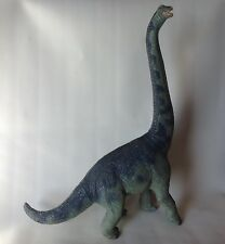 1988 The Carnegie Safari LTD Brachiosaurus 25 Meters Dinosaur Rubber Vintage Toy