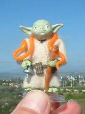 Yoda ORANGE Snake ALL ORIGINAL 1980 ESB Vintage Star Wars C9.8+