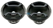 New Pair of Orion Cobalt CM64 600 Watt 4-Ohm Loud Car Audio Mid-Range Speakers