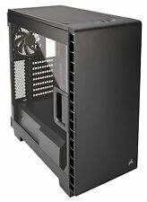 Corsair Carbide Series 400C Mid-Tower ATX Performance Computer Case - Black