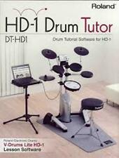 ROLAND HD-1 DRUM TUTOR SOFTWARE Electronic drums Modules, Very Good