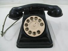 Vintage Dial-O-Phone Pressed Steel Toy **Rare Backward Marking**