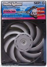 Scythe Gentle Typhoon Sleeved 2150 RPM AP-45 120mm Fan w/ Original Packaging