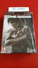 TOMB RAIDER SURVIVAL EDITION PS3 SONY NEUF SOUS BLISTER VERSION FRANCAISE