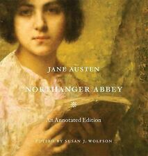 Northanger Abbey: An Annotated Edition-ExLibrary