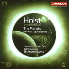 Holst: Orchestral Works, Vol. 2 - The Planets Super Audio CD (CD, Jan-2011,...