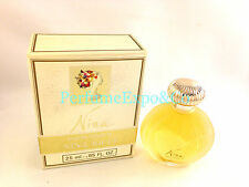 NINA Classic by Nina Ricci .85oz 25ml EDT SPLASH NEW Perfume VINTAGE (B17