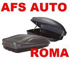 BOX AUTO PORTAPACCHI PORTATUTTO G3 ALL-TIME 320 LT.MADE IN ITALY OMOLOGATO