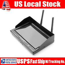 RC732-DVR FPV Monitor 7''LCD 5.8GHz 32CH Diversity Receiver DVR 2800mAh Battery