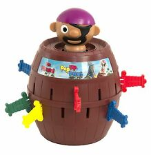 TOMY Pop-Up Pirate [NEW] [FREE 24H P&P]