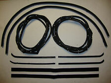 1955-1959 Chevrolet GMC Pickup Truck Door Weatherstrip Seal Kit