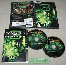 Command & Conquer 3 Tiberium Wars Kane Edition - PC GAME - complete with key