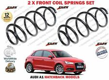 FOR AUDI A1 HATCHBACK TFSI TDI SPORTBACK 1995-2002 NEW 2X FRONT COIL SPRINGS SET