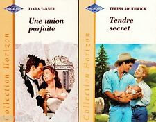 Collection Horizon - Lot de 2 Titres // Harlequin // Romantisme