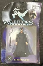 Warriors of virtue Barbarocious figurine scellée (1997) free uk post