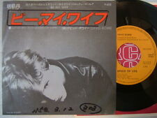 DAVID BOWIE SPEED OF LIFE / JAPAN 7INCH