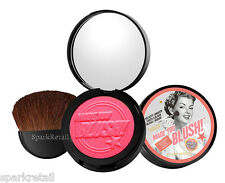 Soap and Glory MADE YOU BLUSH! Cheek Colour/Rouge Blusher Compact CHEEKY PINK