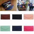 Women Clutch Long Purse PU Leather Wallet Card Holder Handbag Phone Coin Bag HOT